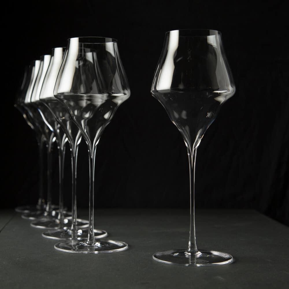6 Stück Josephine No. 4 Champagner Gläser