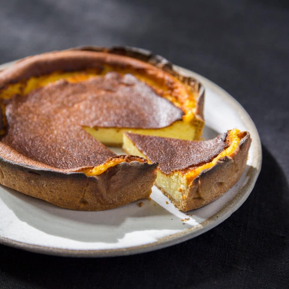 nobelhart und schmutzig cream cheese tarte