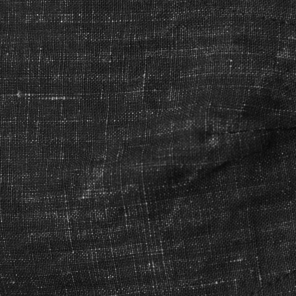 Mundnasenschutz von Jay Matthew Barry in grau grob gemustert Muster