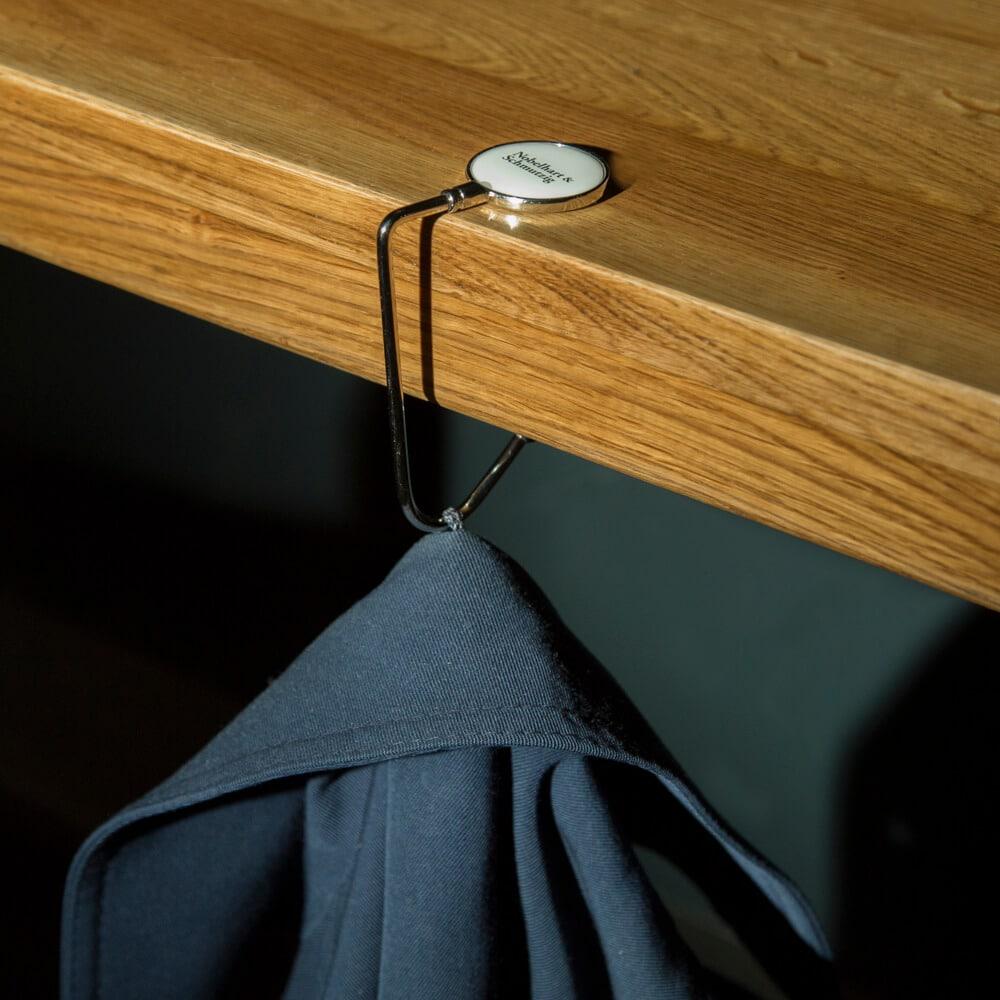 Tischhaken von Nobelhart und Schmutzig