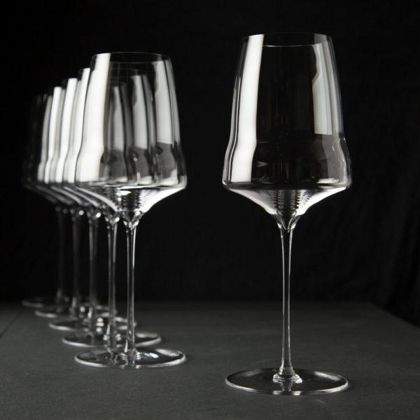 6 universal glasses