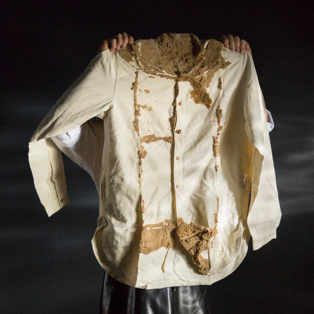 pic 7 of 7 Unboxing Frank Leder shirt in a bread loaf