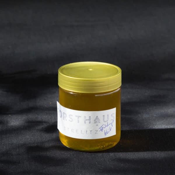 Honig aus dem Forsthaus Strelitz im Glas