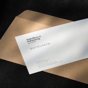 Gutschein von Nobelhart & Schmutzig im Hausgemachtes Online Shop