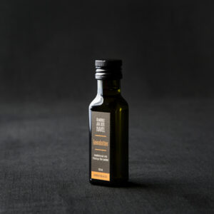 Leindotteröl von der Ölmühle an der Havel