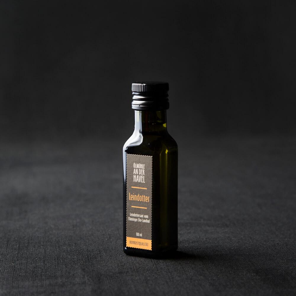 Camelina Oil from Ölmühle an der Havel