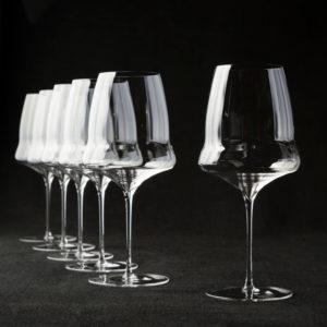 6 Stück Josephine No.2 Rotwein Gläser