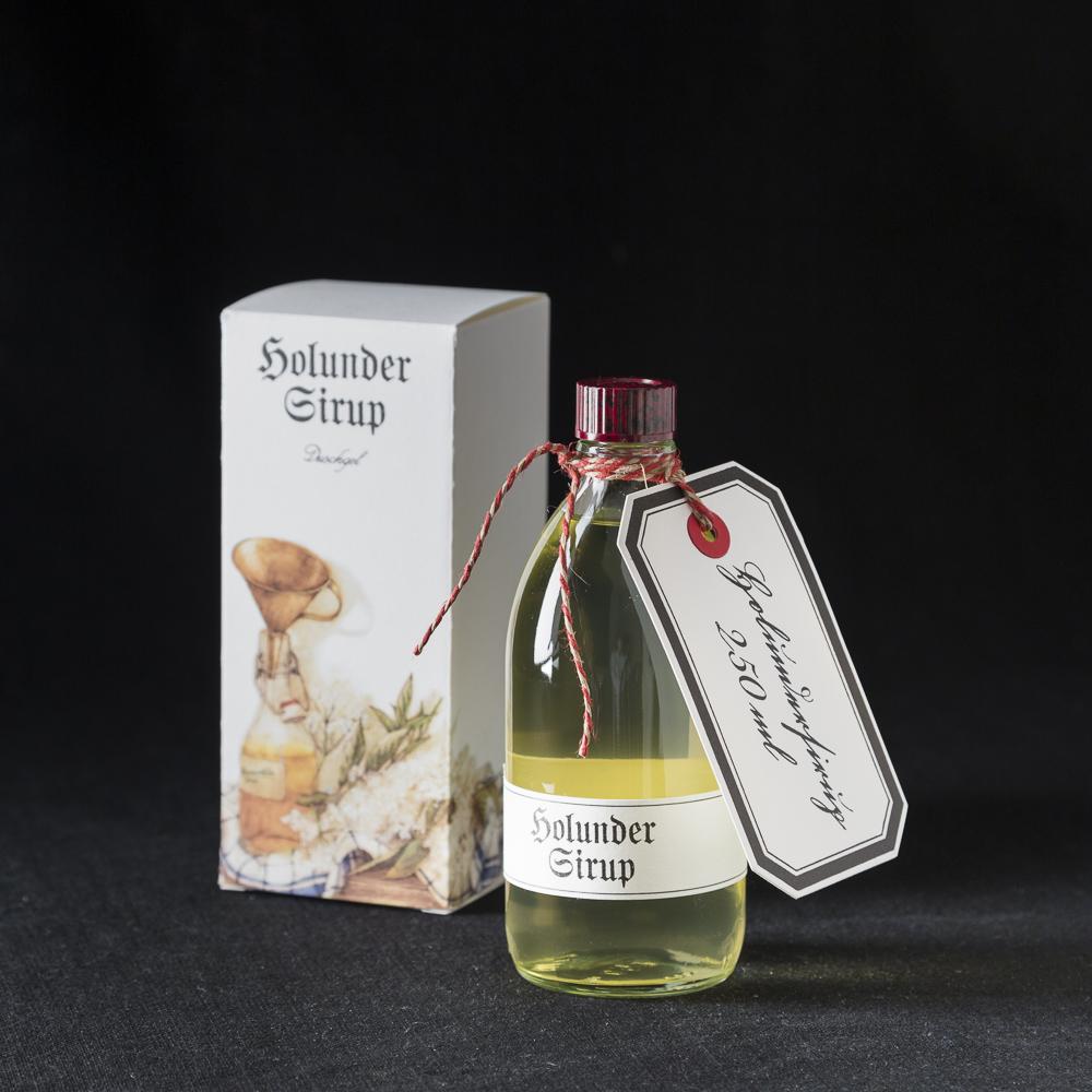 Holunder Syrup Duschgel von Frank Leder im Hausgemachtes Online Shop