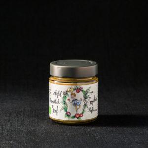 Apfel-Meerrettich-Senf von Sophia Hoffmann im Hausgemachtes Online Shop