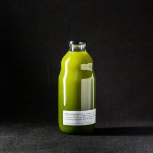 Apfelsaft mit Kiefernnadeln | Nobelhart & Schmutzig Hausgemachtes, 1 liter Flasche