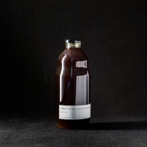 Cold Brew in 1 Liter Glasflasche im Hausgemachtes Online Shop
