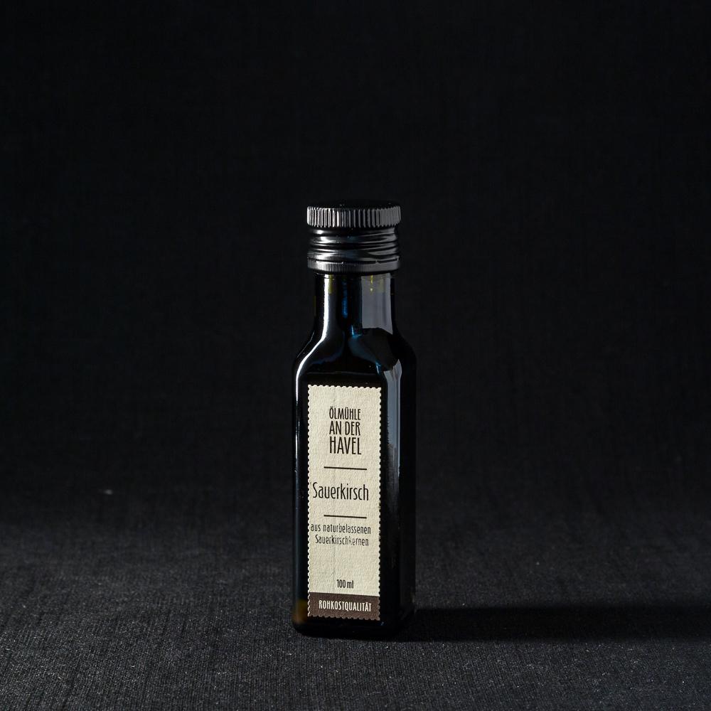 Sauerkirschkernöl von der Ölmühle an der Havel im Hausgemachtes Online Shop