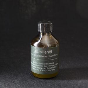 Kamillenöl von Essigbrätlein im Hausgemachtes Online Shop