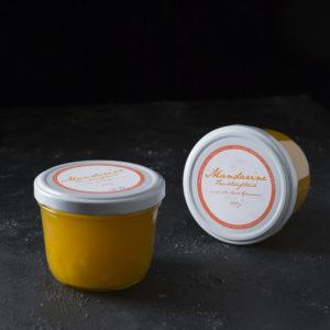 Mandarine Fruchtaufstrich von Peter Kunze im Hausgemachtes Online Shop