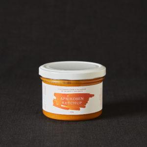 Aprikosen Ketchup von LOK6 im Hausgemachtes Online Shop
