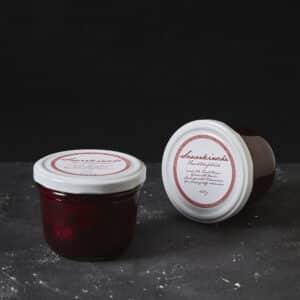 Sauerkirsch Fruchtaufstrich von Peter Kunze im Hausgemachtes Online Shop